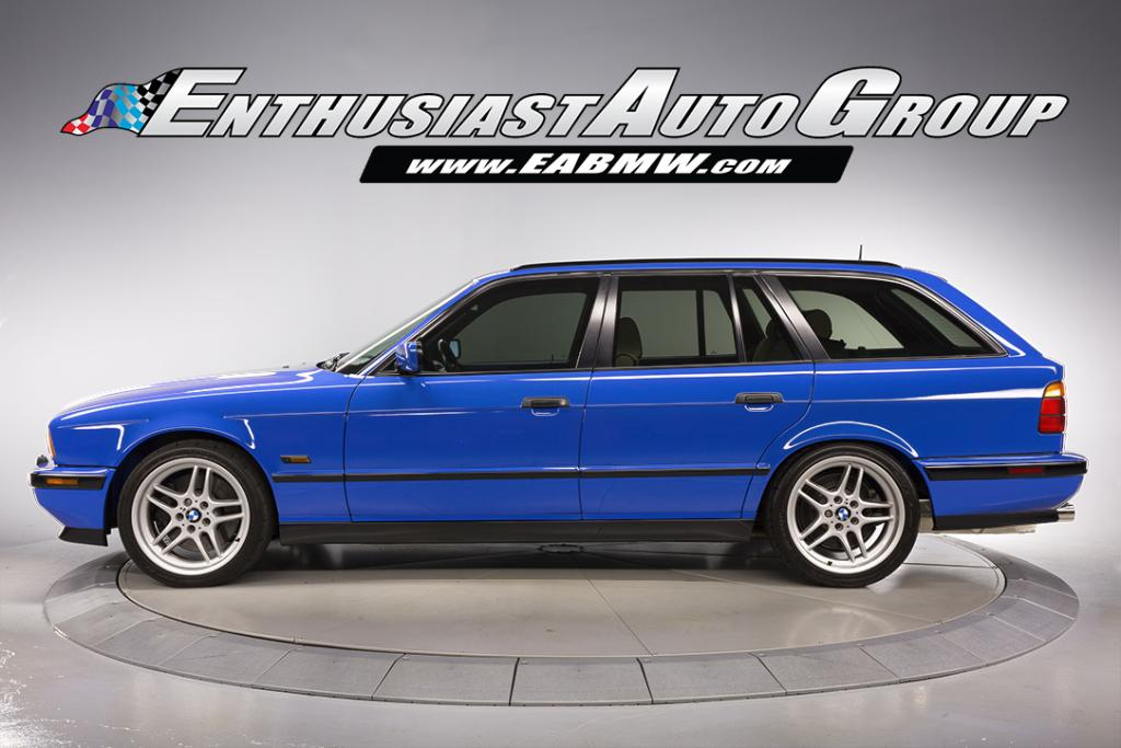 Buy This 1 Of 2 1995 Bmw M5 Wagon And Haul Your Family In Speedy Style