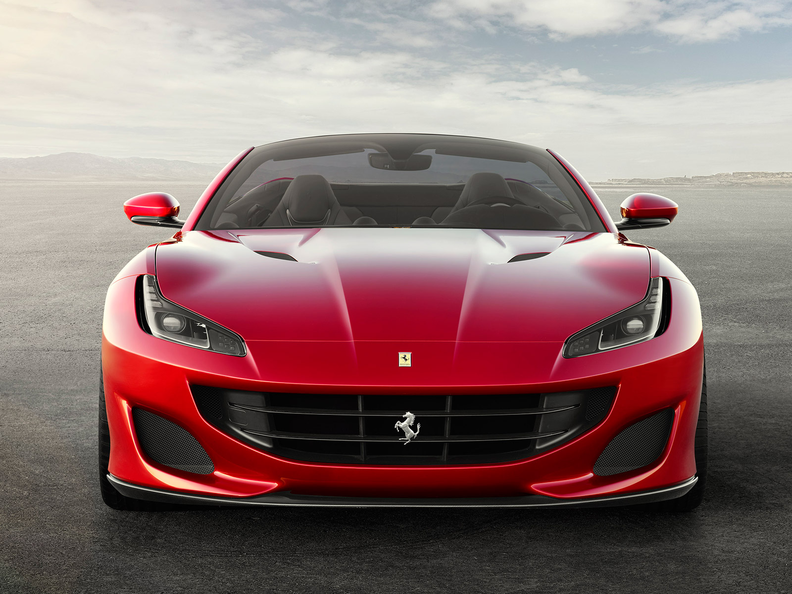 Ferrari Portofino Is the California T\u0027s Unexpected, 592,HP