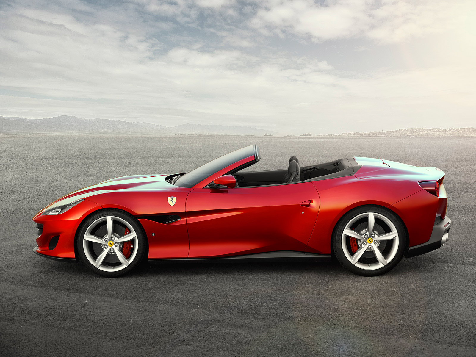 Ferrari Portofino Is The California T S Unexpected 592 Hp