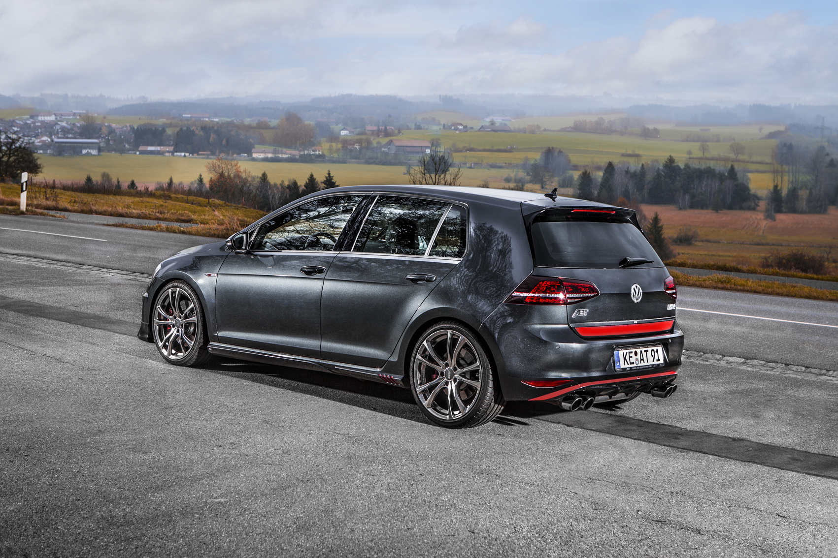 The Abt Golf Gti Is A Volkswagen Tuner S Perfect Car The Drive