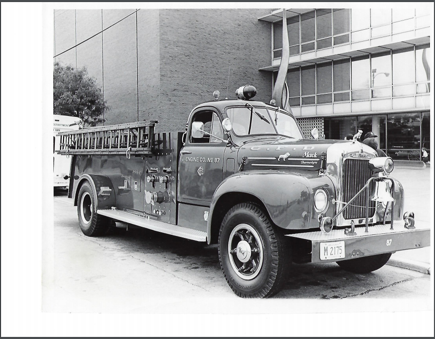 This Vintage Fire Truck Could Be Yours, Courtesy of Bring a Trailer ...