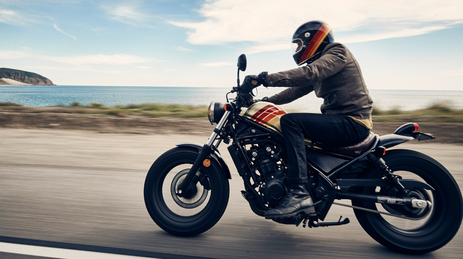 Honda Giving Away 2 Rebel Motorcycles Customized By