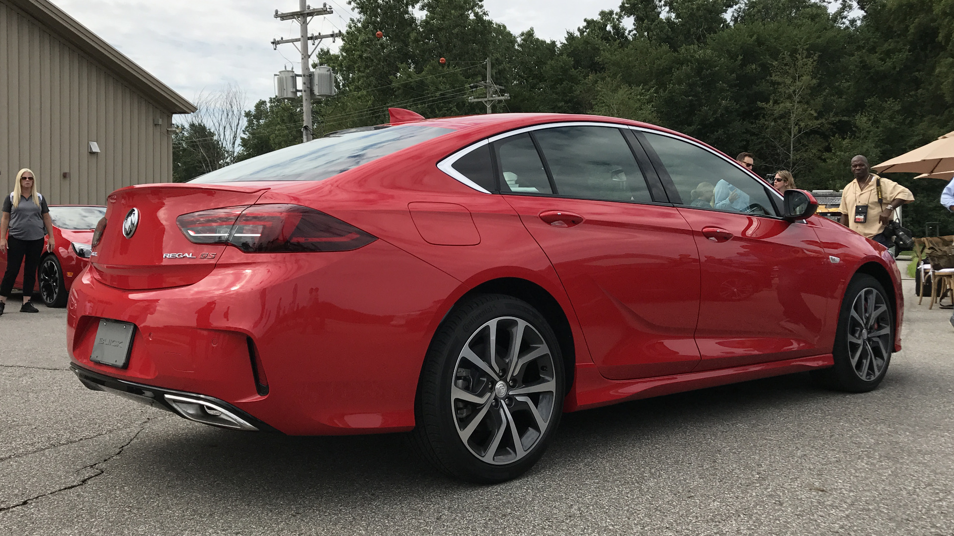 The 2018 Buick Regal GS Is a Shot in the Arm for the ...