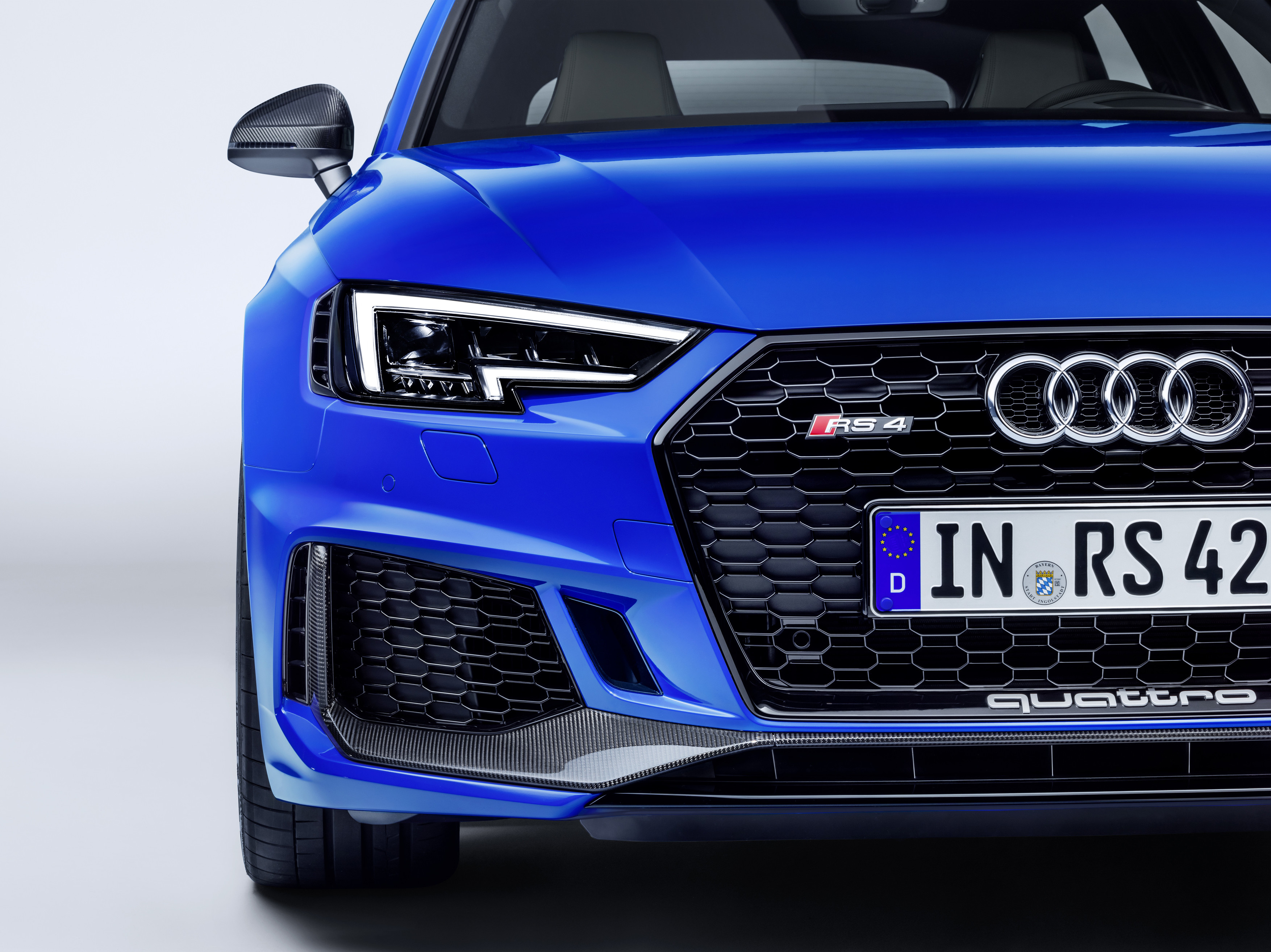 This Is The Horsepower Audi RS Avant America Cant Have - Audi rs4
