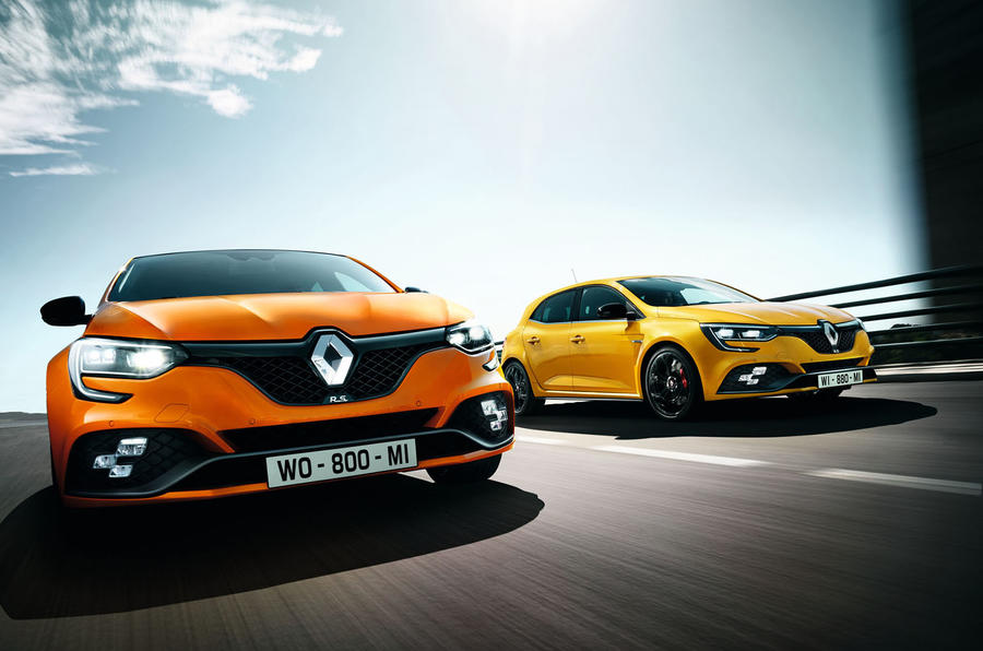 The 2018 Renault Megane RS Gets Four-Wheel Steering and 276 HP