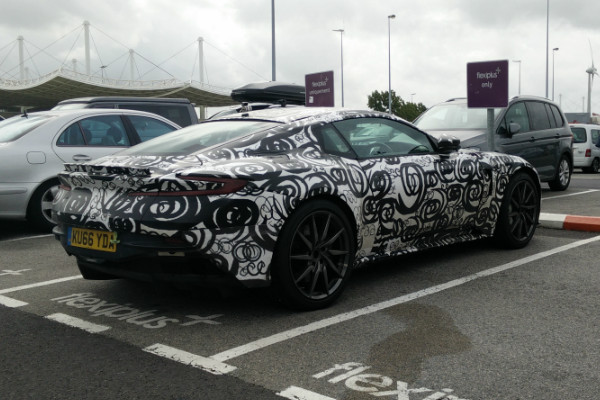 Is This The New Aston Martin Dbs The Drive