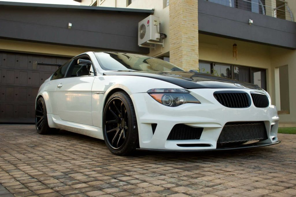 Theres An Insane Bmw M6 With A 6 Rotor Engine Up For Sale In South