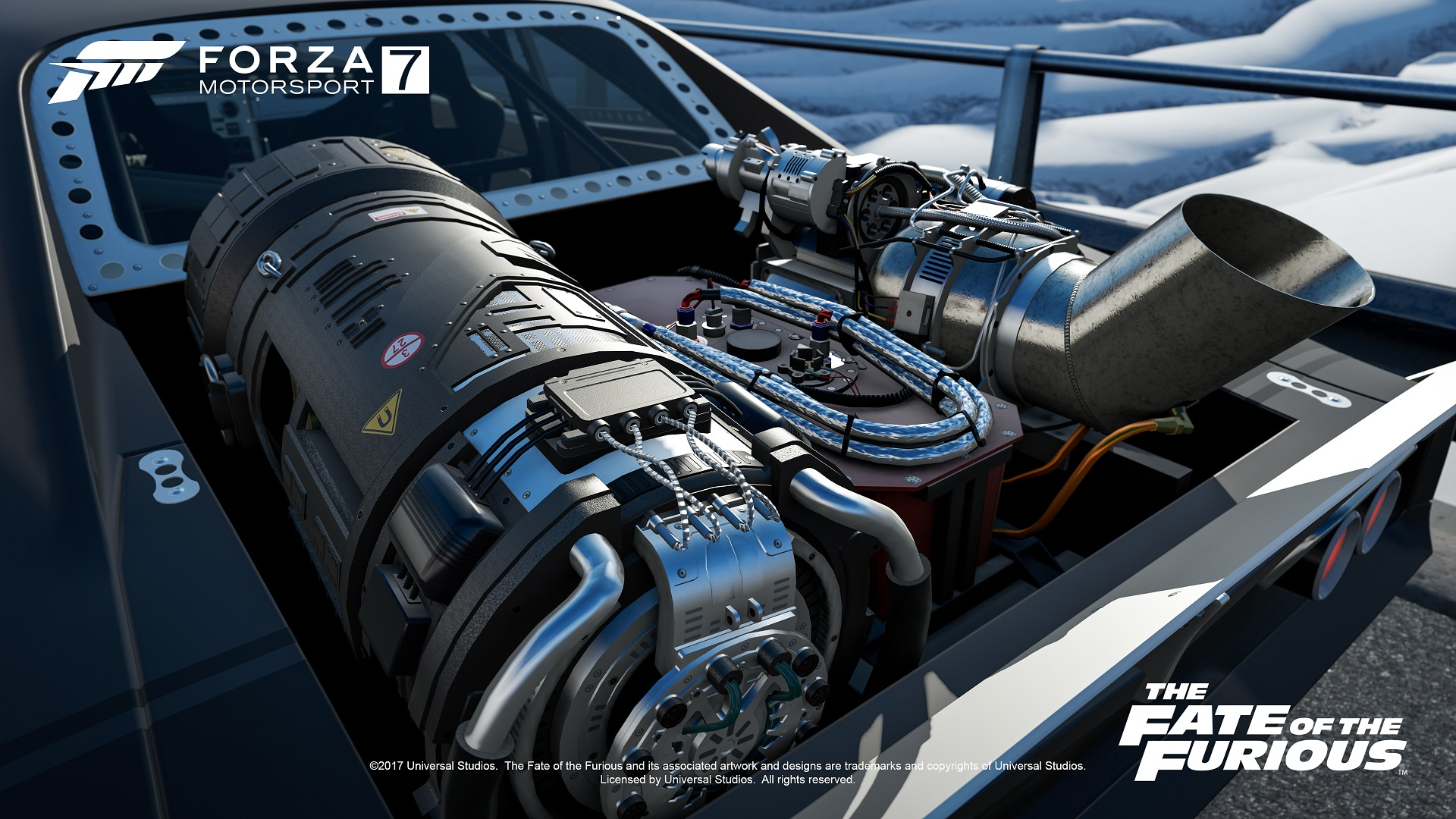 Victory Automotive Group >> Fast and Furious 'Fate of the Furious' Car Pack Announced for 'Forza Motorsport 7' - The Drive