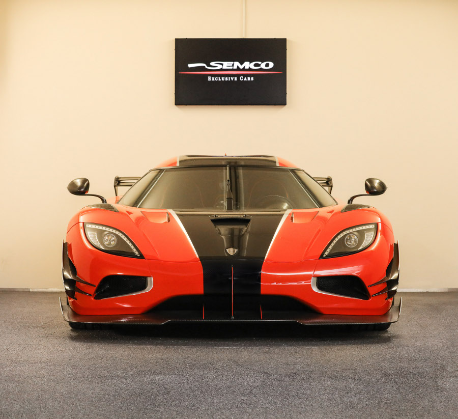 Kownifsegg Sport: Buy The Extremely Rare Koenigsegg Agera For $7.7 Million