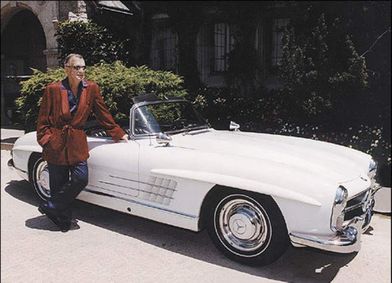 The 5 Best Cars Of Playboy Icon Hugh Hefner S Collection