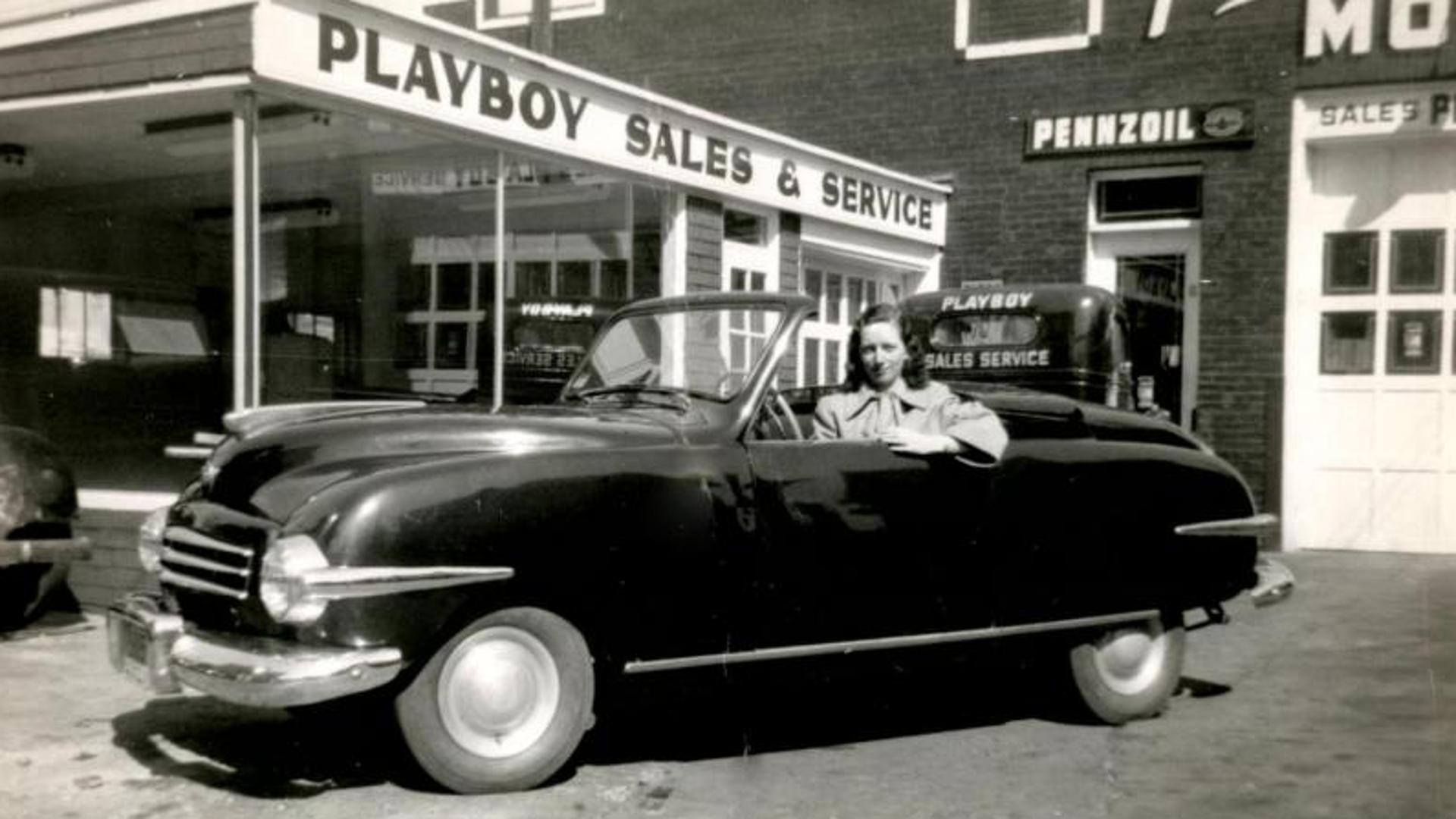 Hugh Hefner Named Playboy Magazine After a Bankrupt Small Car ...