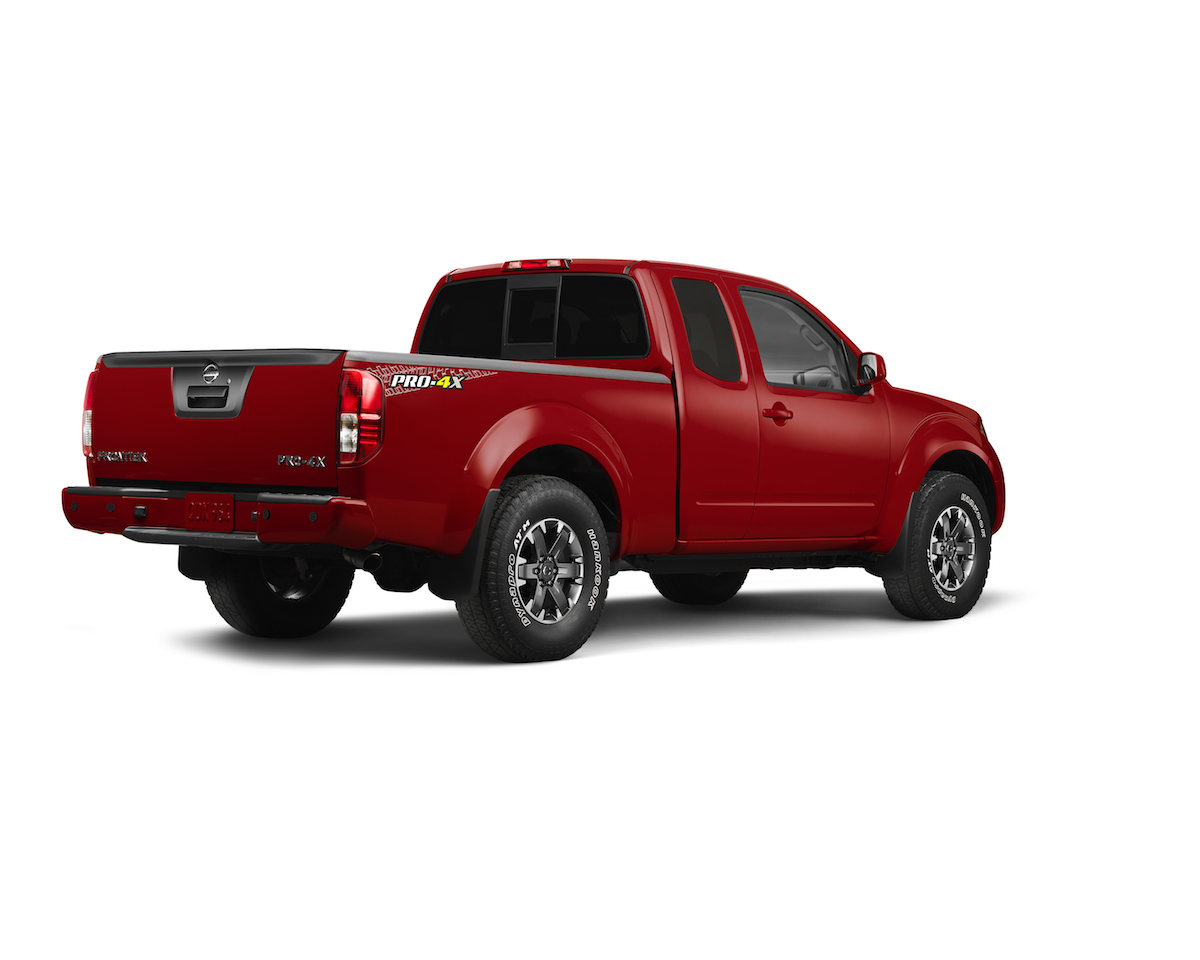 2018 Nissan Frontier Pricing Starts At 18 990 The Drive