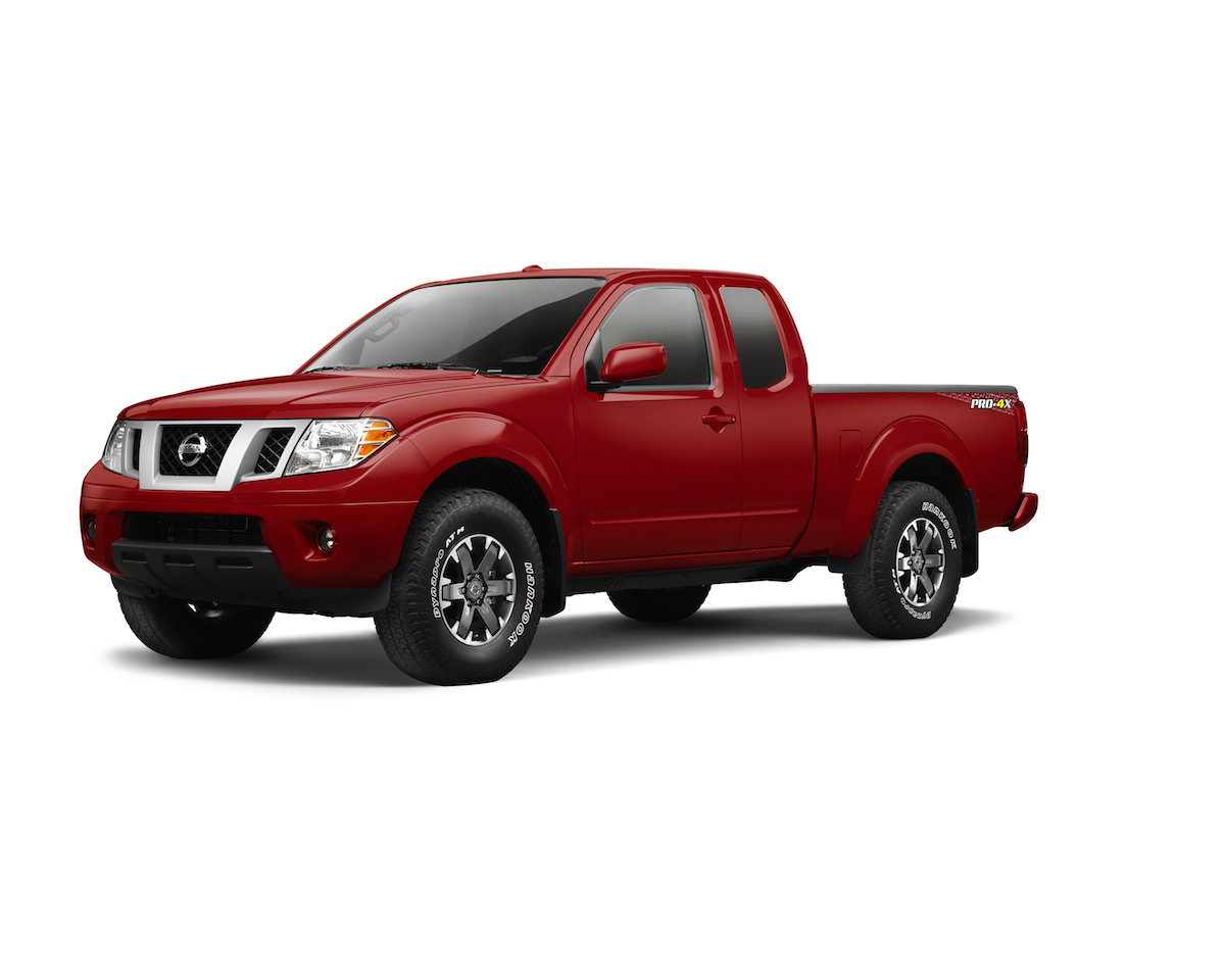 Nissan Frontier Pro 4x >> 2018 Nissan Frontier Pricing Starts at $18,990 - The Drive