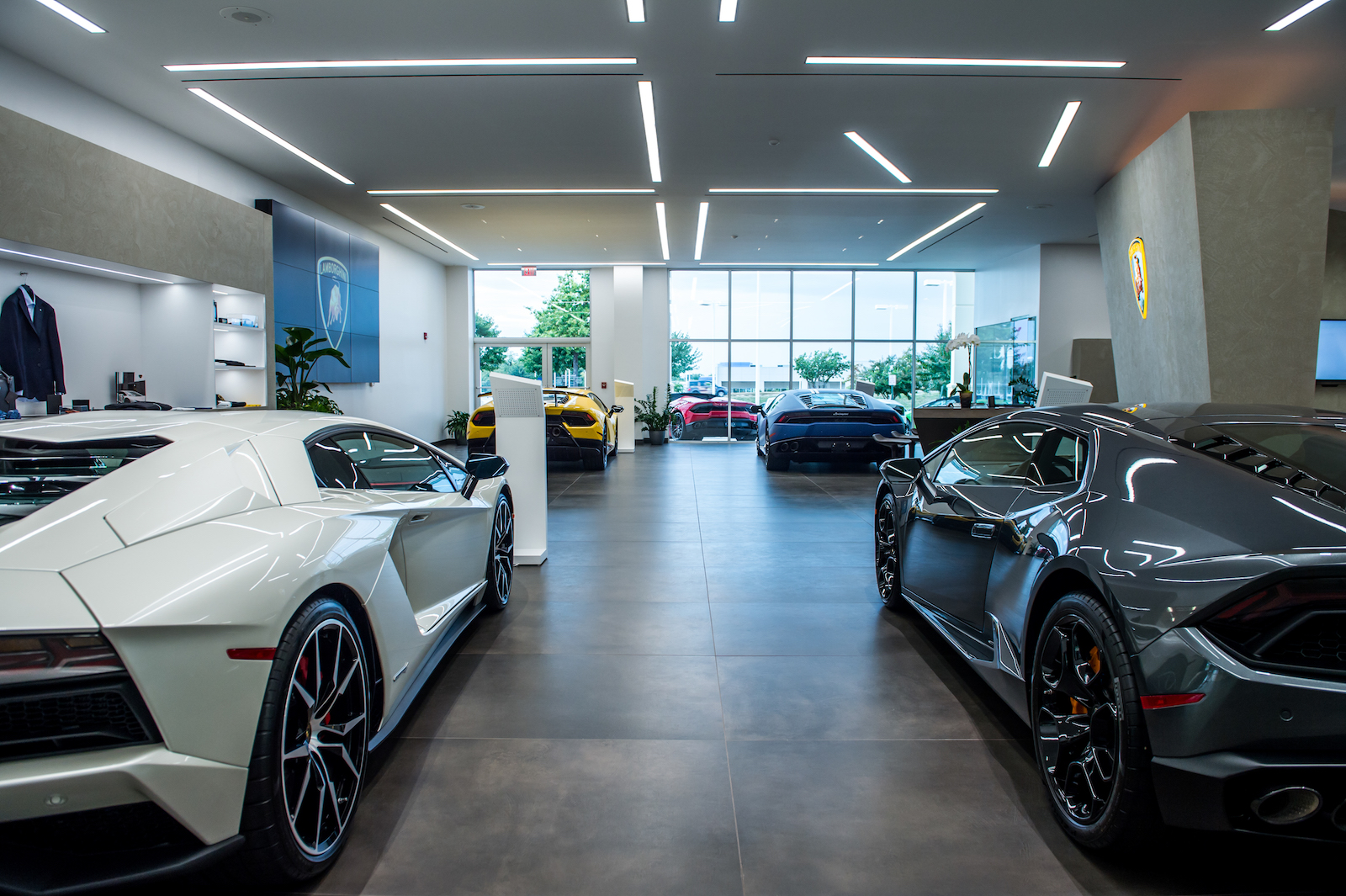 Lamborghini Opens Two New North America Dealerships The Drive - Lamborghini car dealership