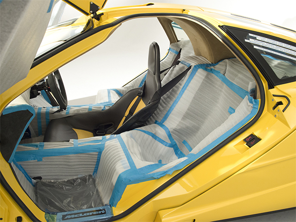 this 148-mile mclaren f1 is one of the most valuable cars for sale