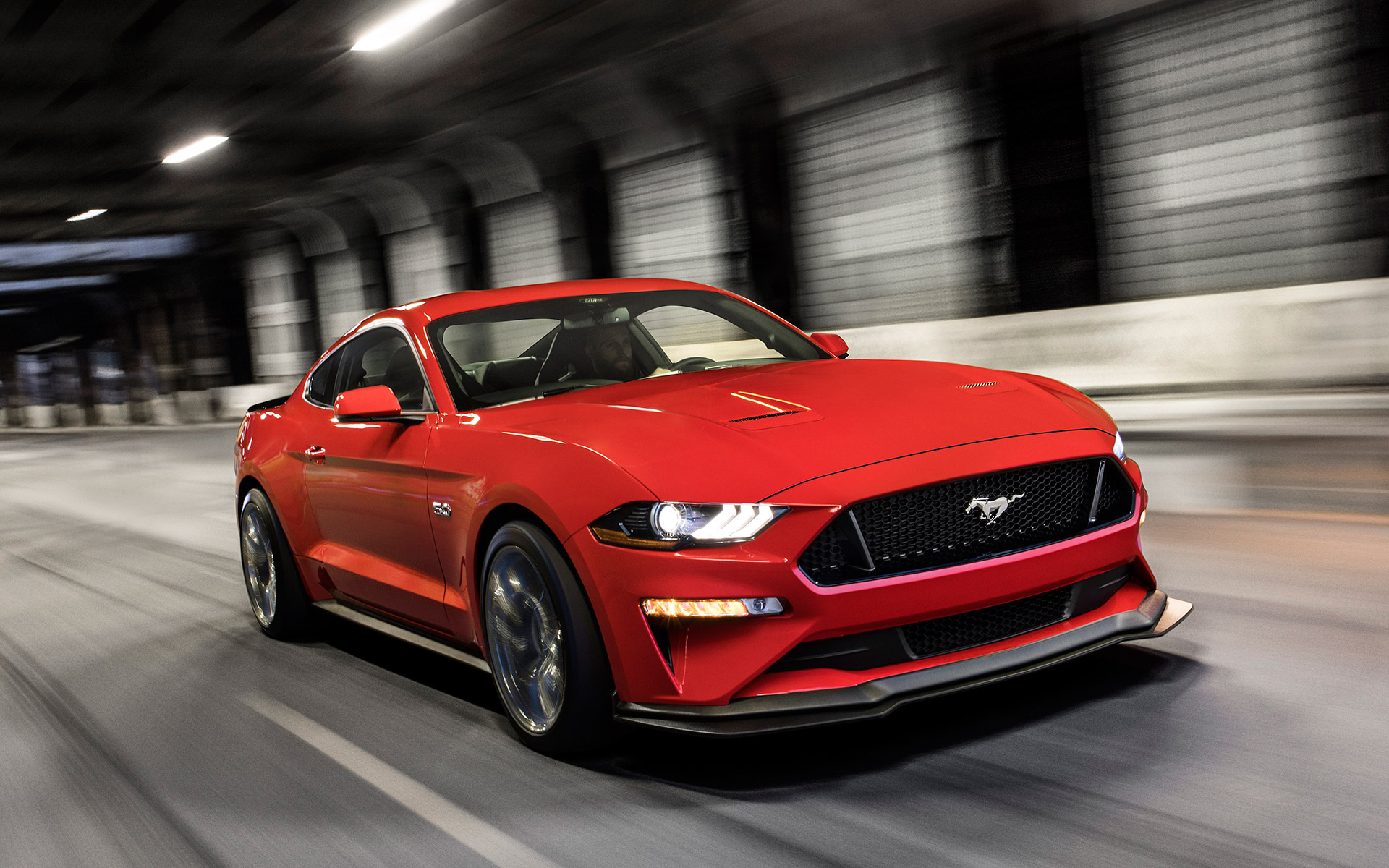 2018 Ford Mustang GT Levels Up With New Performance Pack Level 2