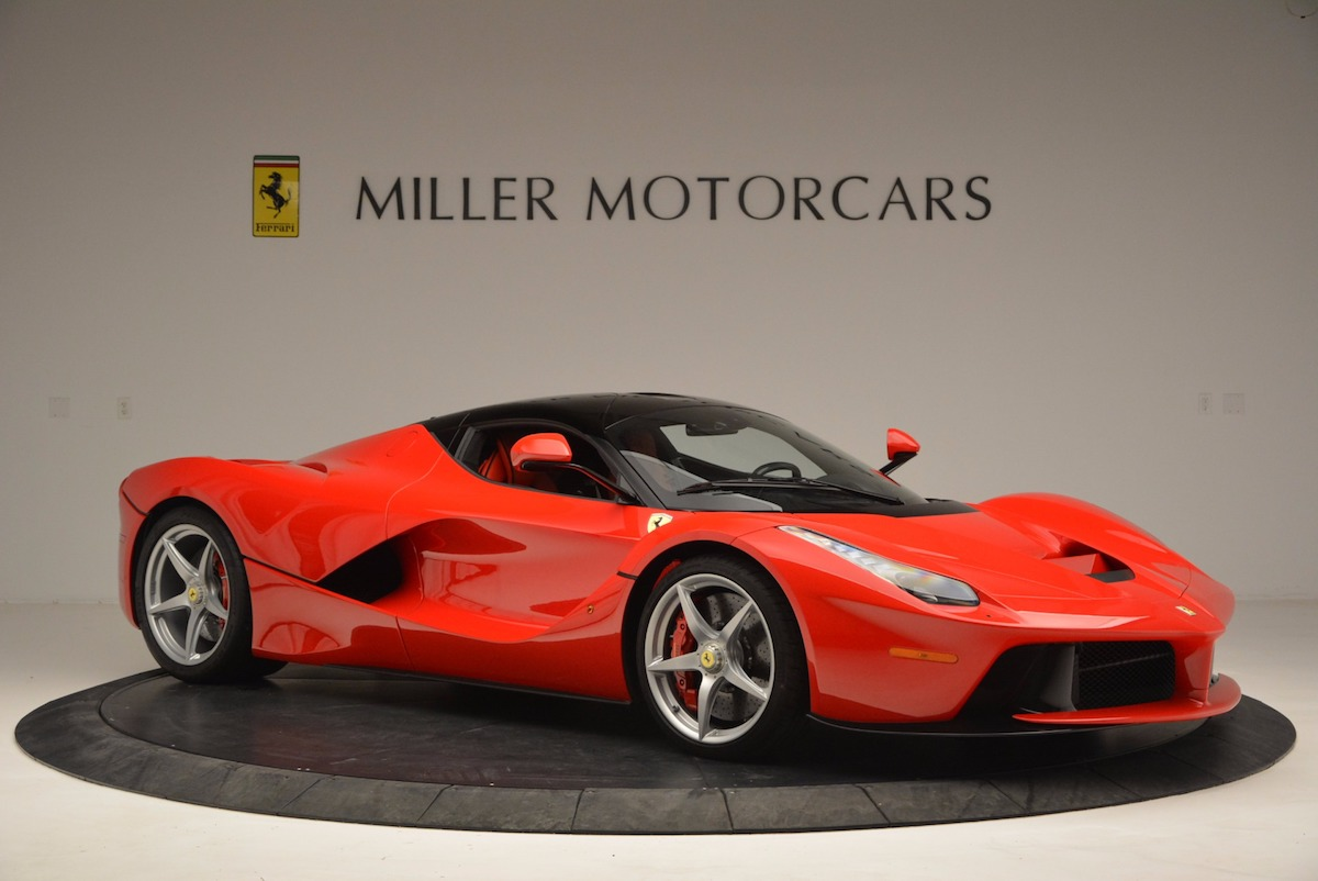 This 2015 Ferrari Laferrari Is For Sale For 3 8 Million