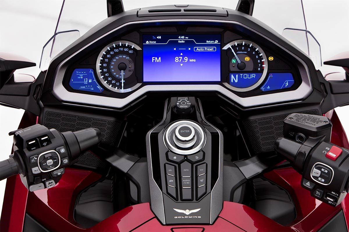 2018 Honda Gold Wing Unveiled - The Drive