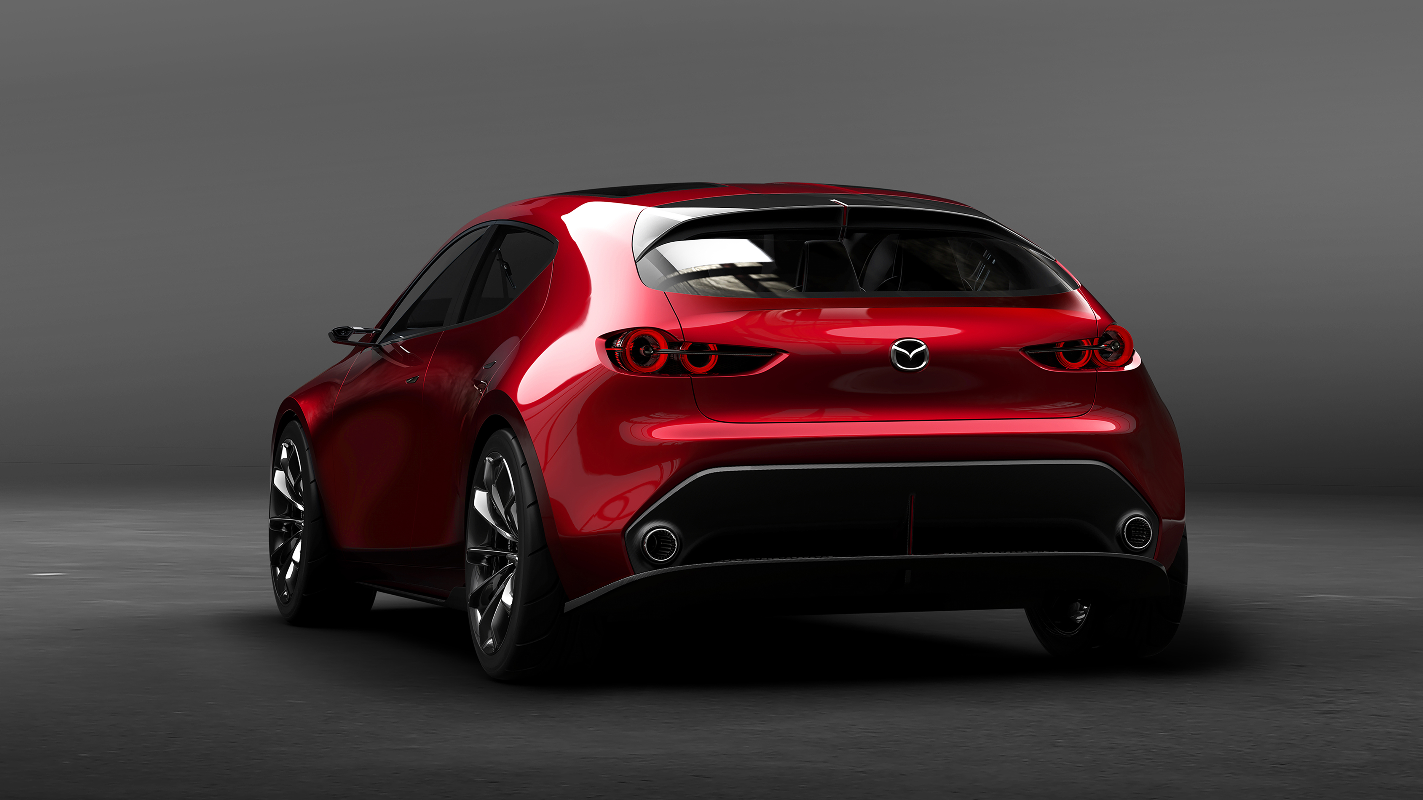 Mazda 39 S Twin Tokyo Motor Show Concepts Preview A Gorgeous