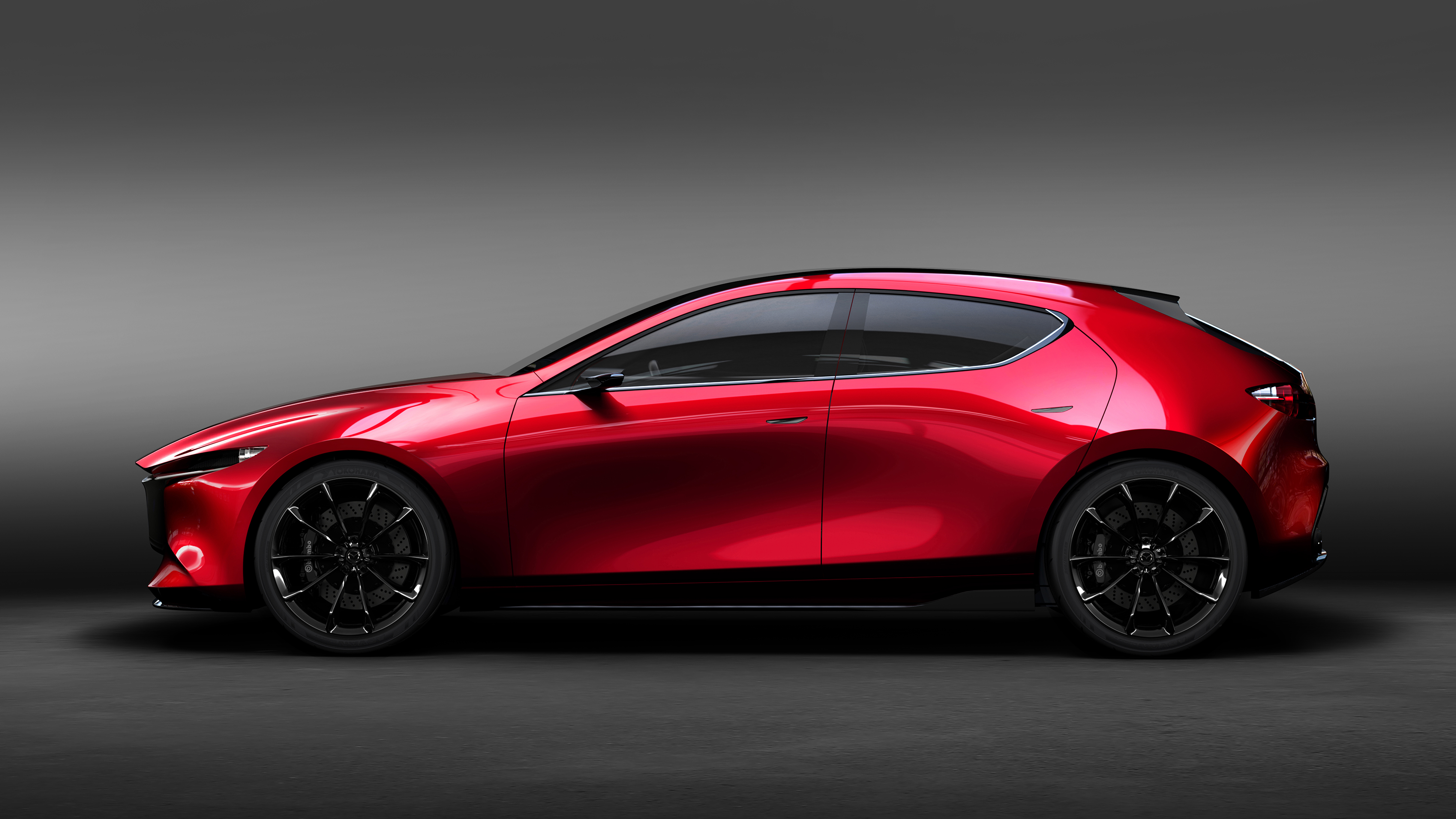 Mazda s Twin Tokyo Motor Show Concepts Preview a Gorgeous Future