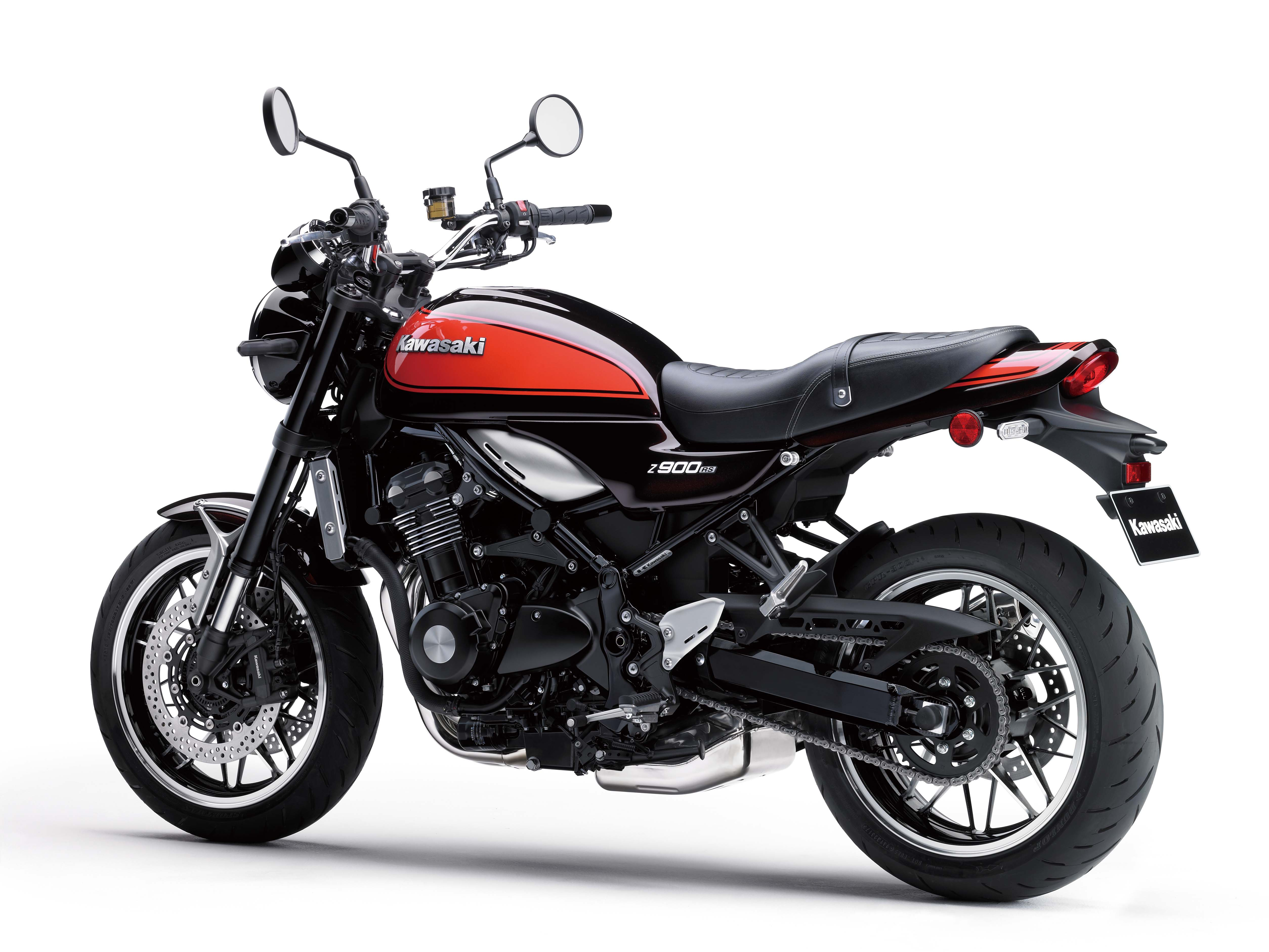 Kawasaki Unveils The Retro Styled Z900RS