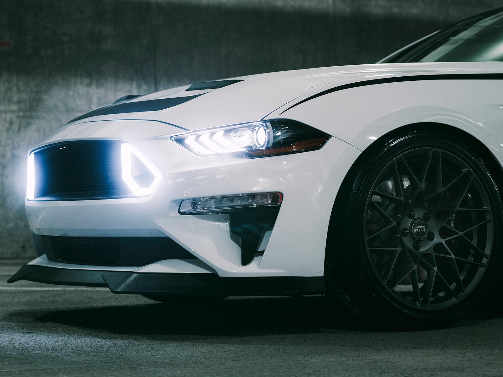 Vaughn Gittin Jr.'s 2018 Ford Mustang RTR Packs North of ...