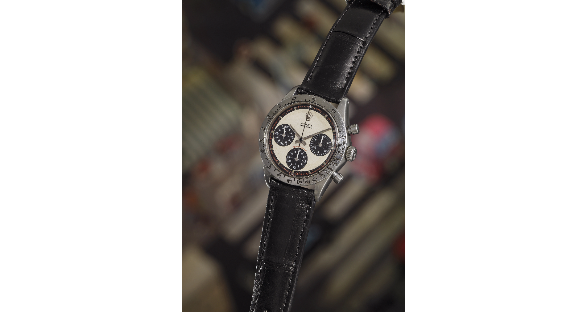 Paul Newman s Rolex Daytona Sells for a Record $17 8 Million The Drive