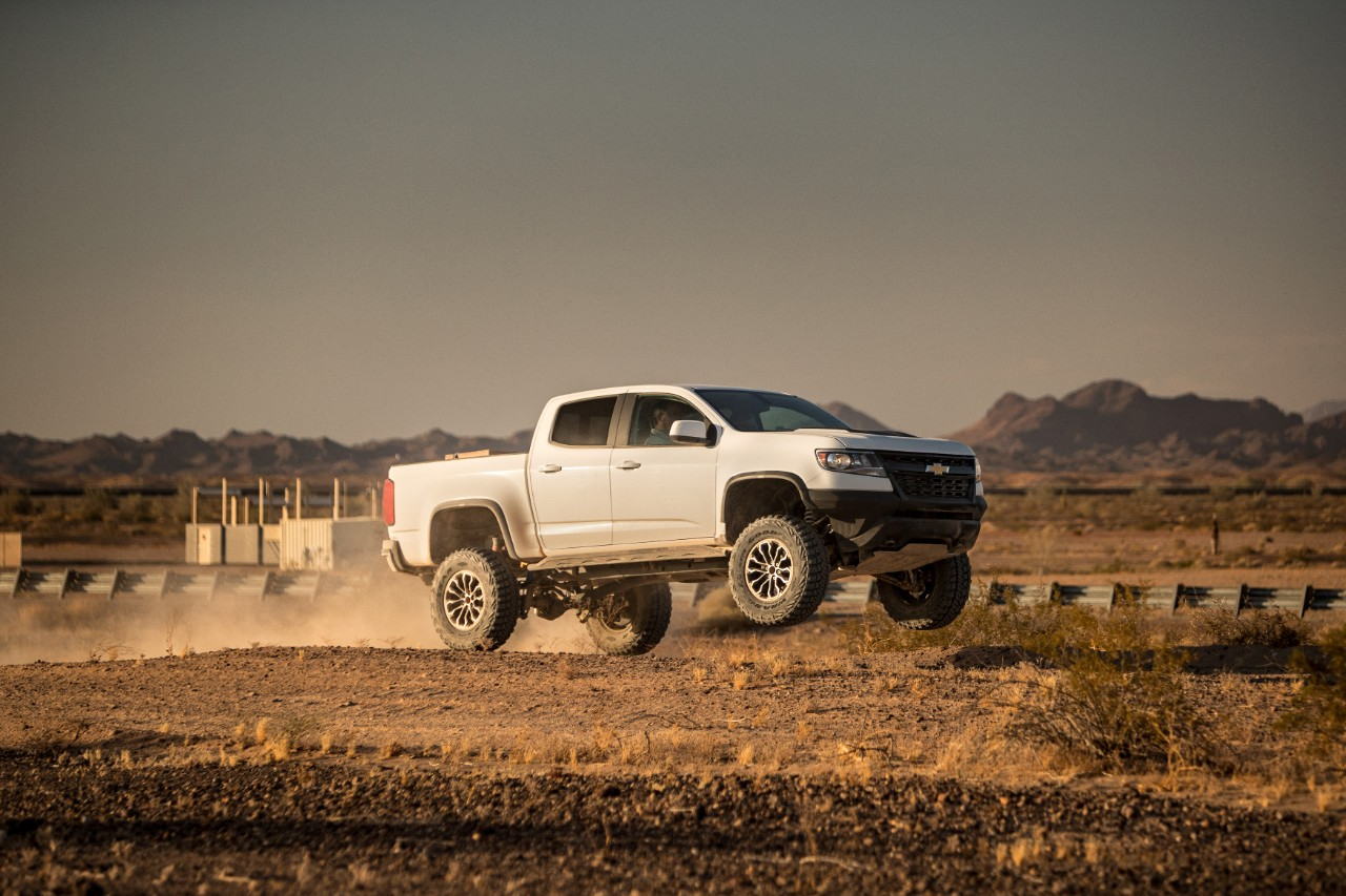 These Chevy Colorado ZR2 Concepts Turn Trucking up to 11 ...
