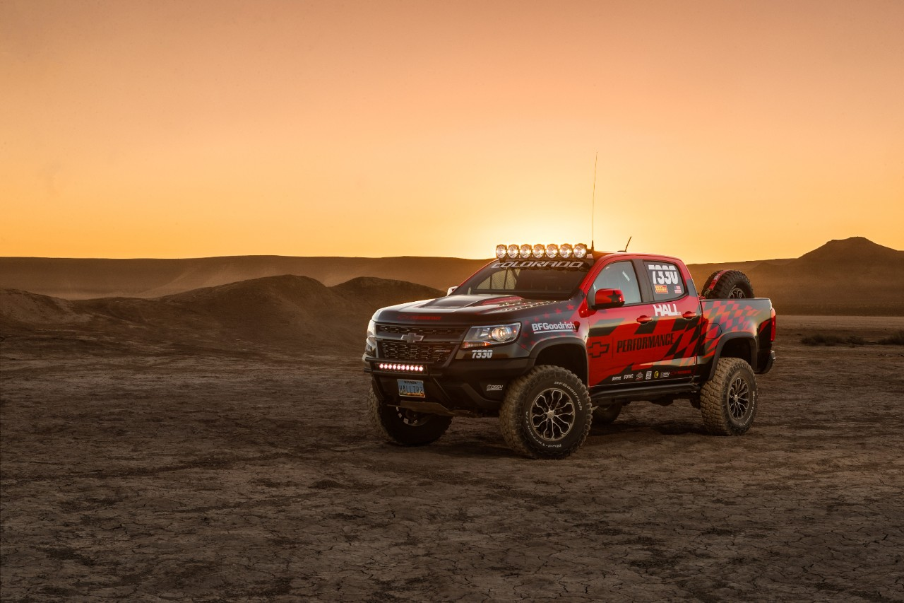 These Chevy Colorado Zr2 Concepts Turn Trucking Up To 11