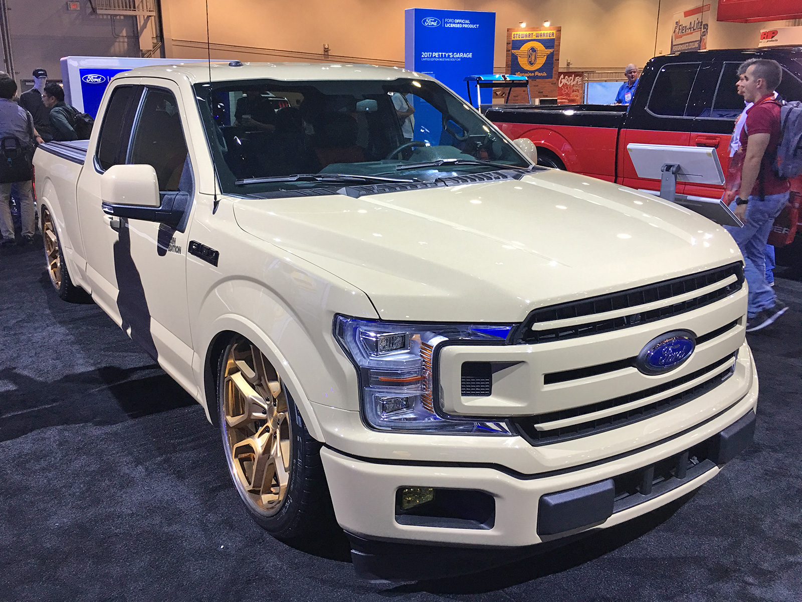 The 16 Craziest and Coolest Custom Trucks of the 2017 SEMA Show