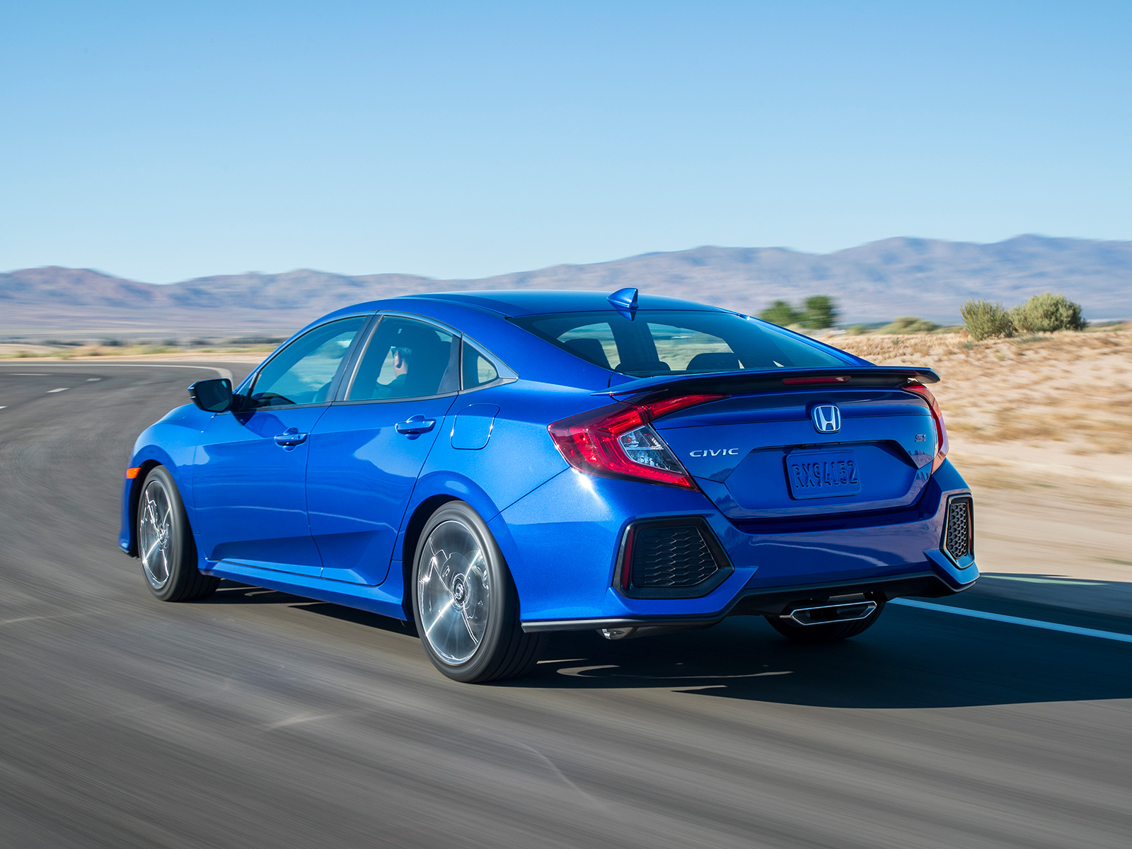 2018 Honda Civic Si Review Bargain Doesn T Do It Justice