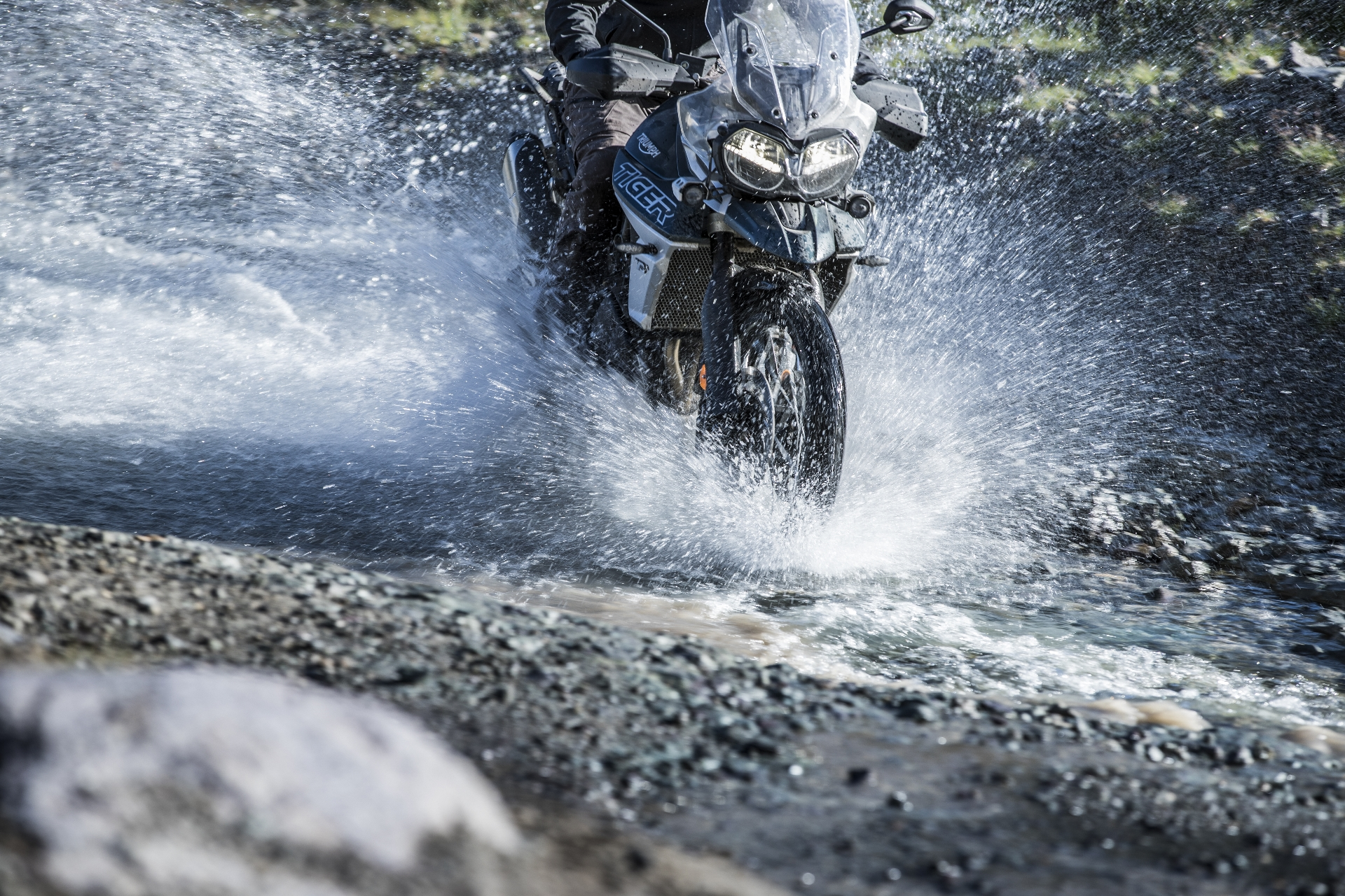 New Triumph Tiger Models Unveiled At Eicma The Drive