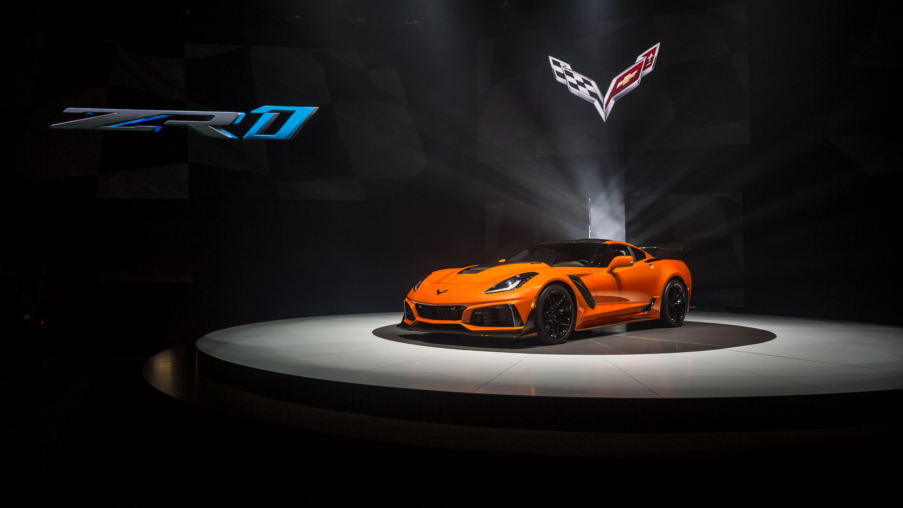 Corvette Zr1 Shines Even Brighter With The Sebring Orange