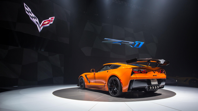 Corvette Zr1 Shines Even Brighter With The Sebring Orange Design
