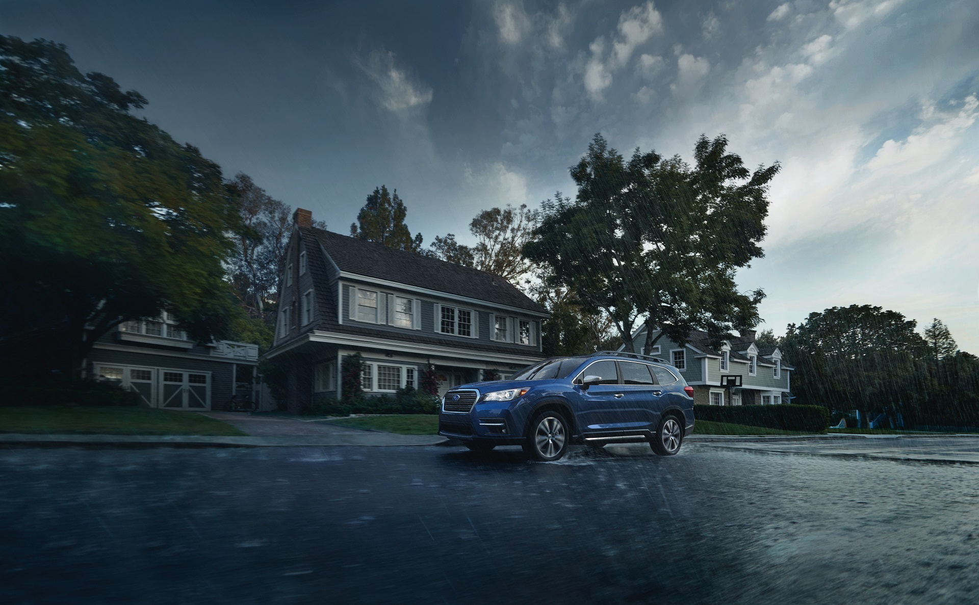 The 2019 Subaru Ascent Is a Family Subie - The Drive