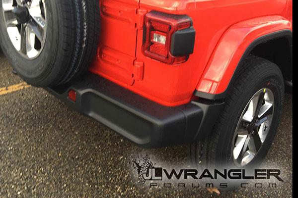 Spy Photos of a 2018 Jeep Wrangler JL Reveal An Insane ...