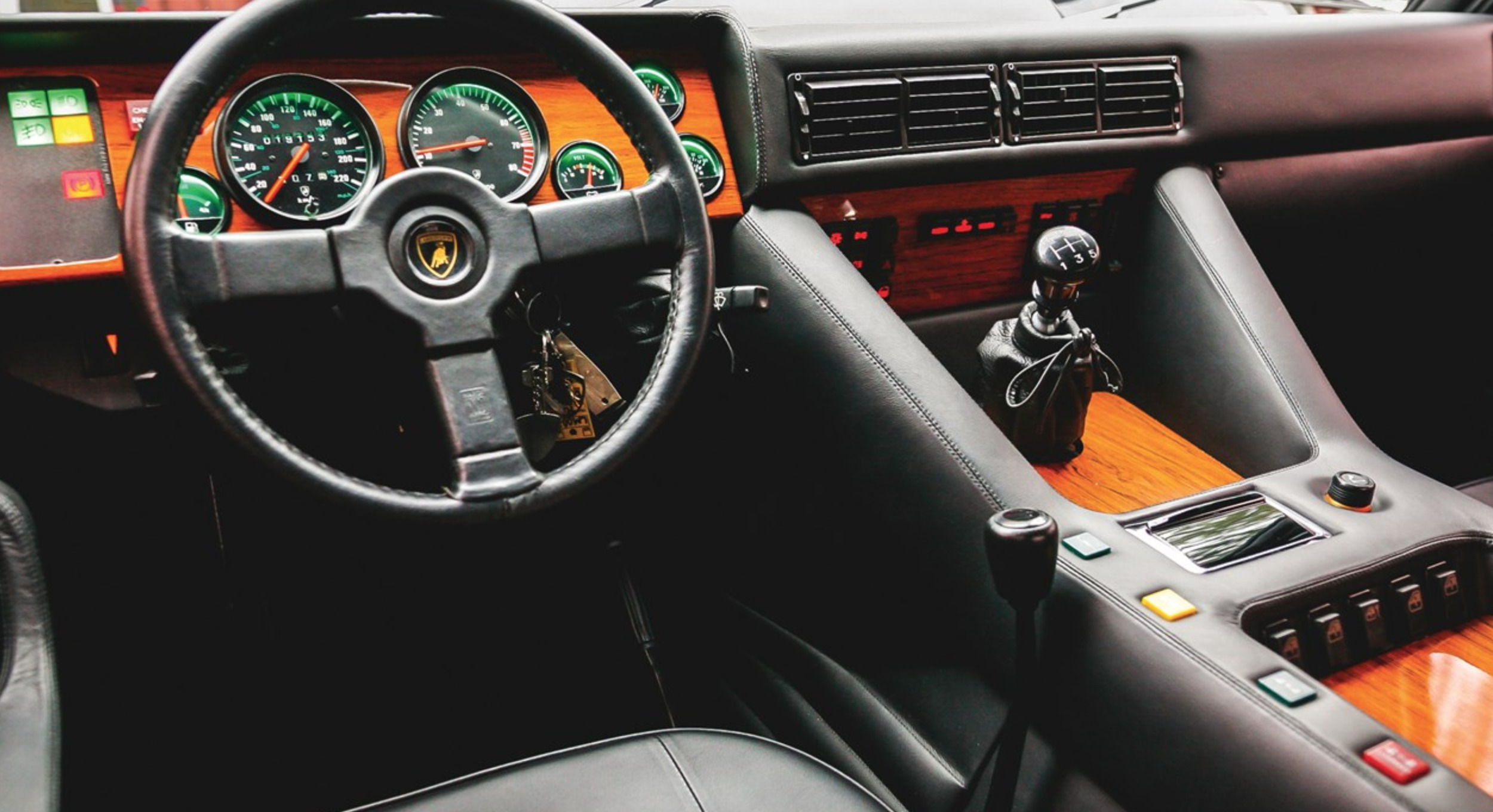 Urus Who Usdm Lamborghini Lm002 Sells For 467 000 The Drive