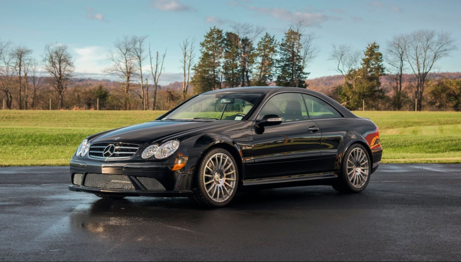 This Four-Car AMG Black Series Collection Is Going to Auction ...