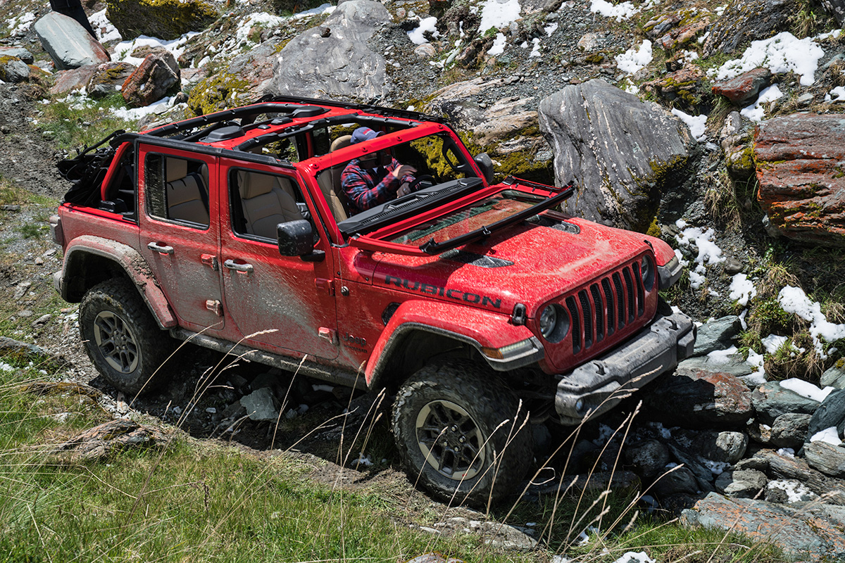 2018 Jeep Wrangler First Drive Review All New Wrangler