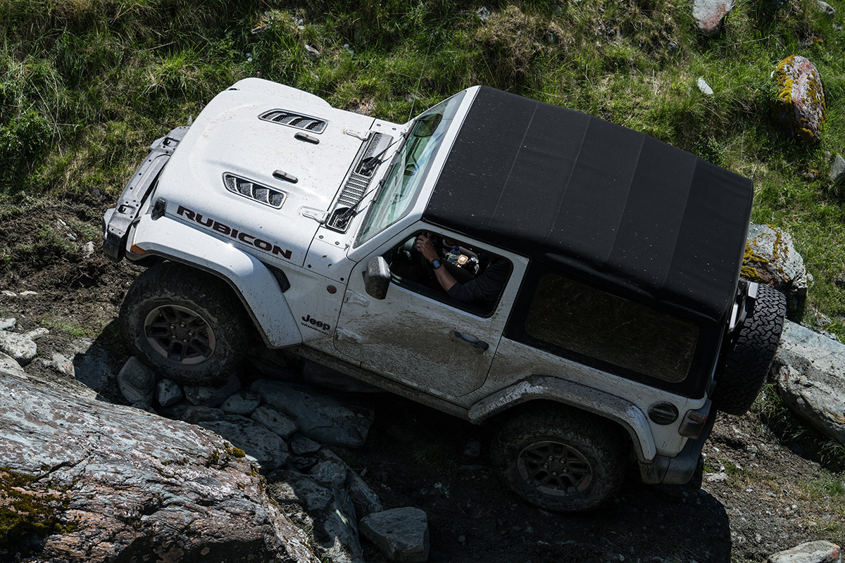 Eric Adams / The Drive & 2018 Jeep Wrangler First Drive Review: All-New Wrangler Sets the ...