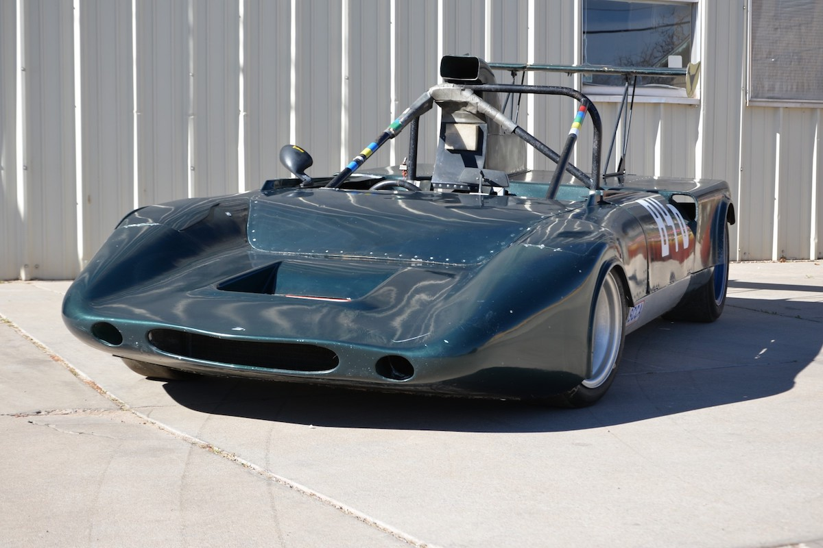 This Non-Running Quasar Race Car Project Puts Function Over Form ...