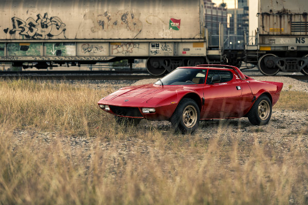 Holy Cow Theres A Lancia Stratos For Sale In Texas The Drive