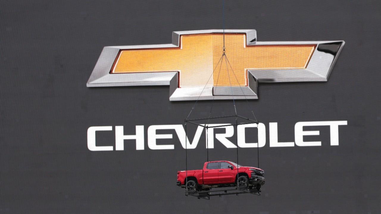 GM Reveals 2019 Chevrolet Silverado 1500 in Surprise Texas ...