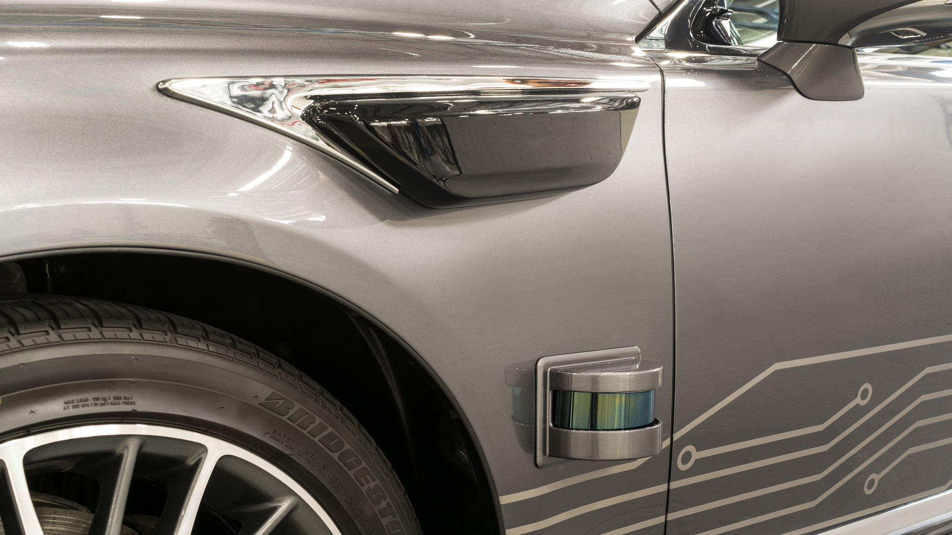 Toyota To Unveil Semi Autonomous Platform 30 At The 2018 Consumer Lets Talk Dual Battery Isolators Fj Cruiser Forum