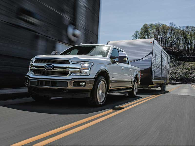 Ford F-150 Diesel Revealed, Packing 30 MPG and 11,400-LB ...