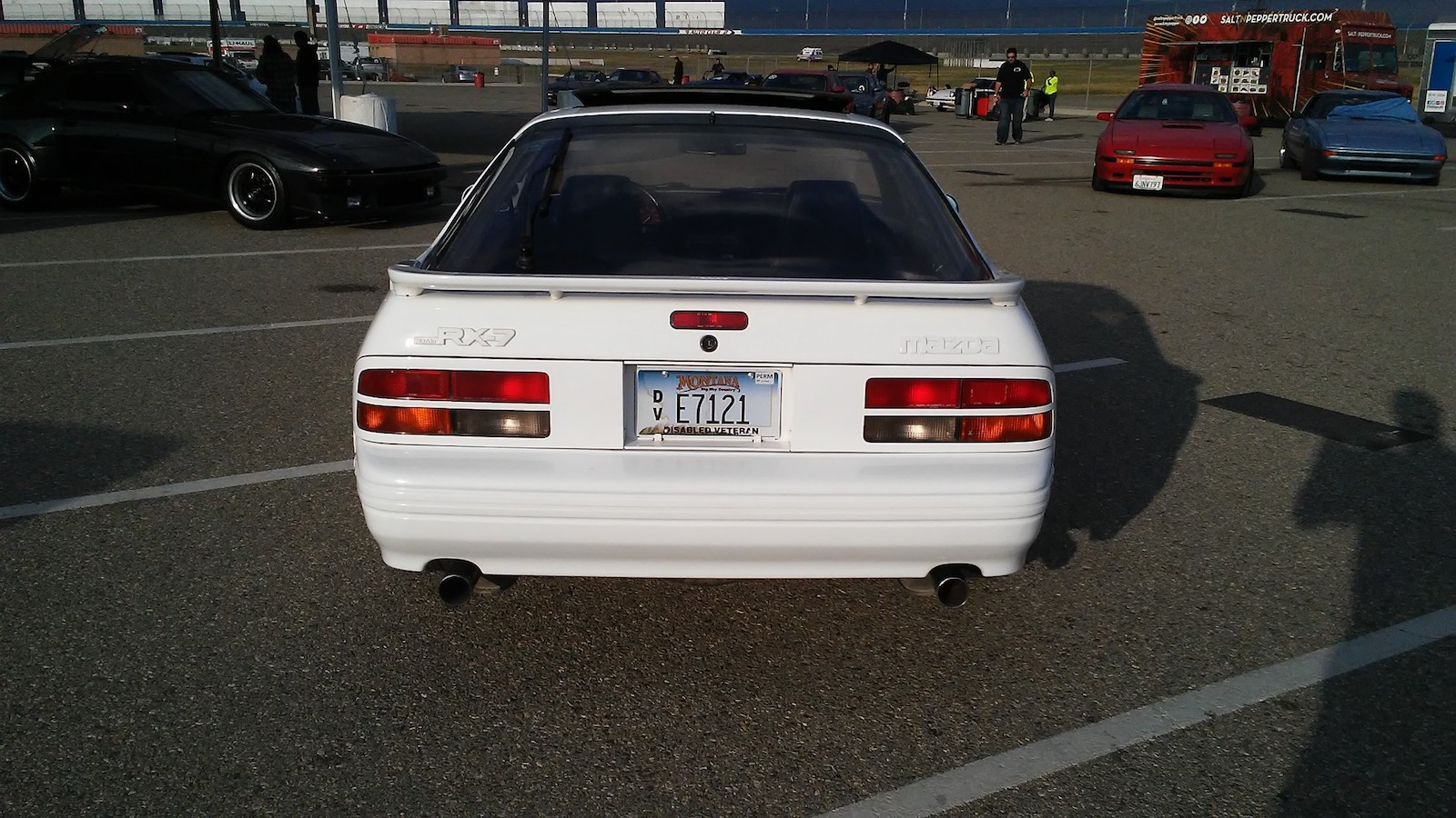 Limited Edition 1988 Mazda Rx 7 Turbo 10th Anniversary For
