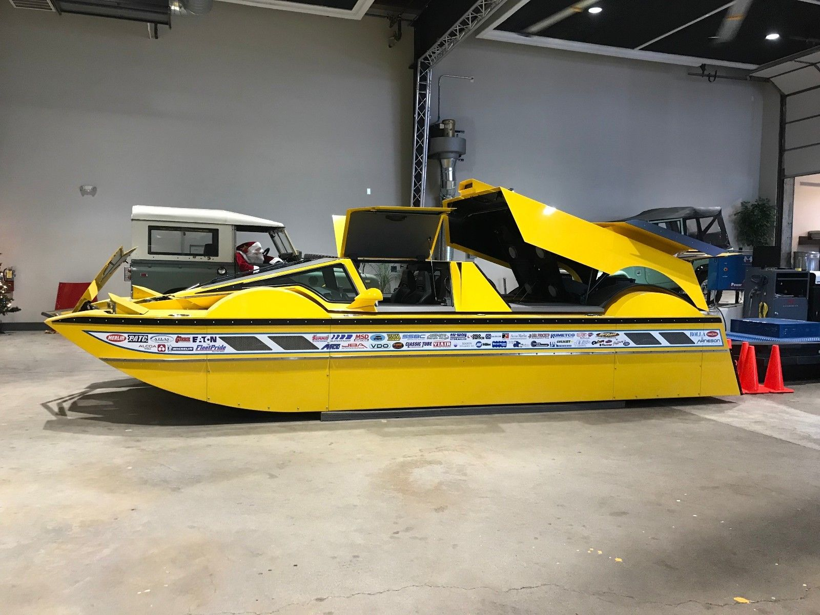 Ebay Listing Is Both A Car And A Boat The Drive