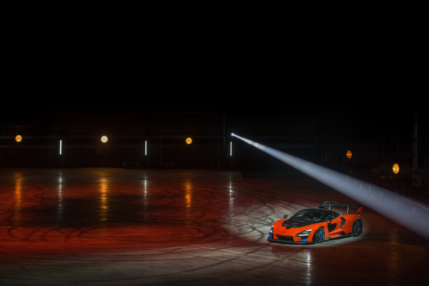 Mclaren Opens New Production Facility The Drive