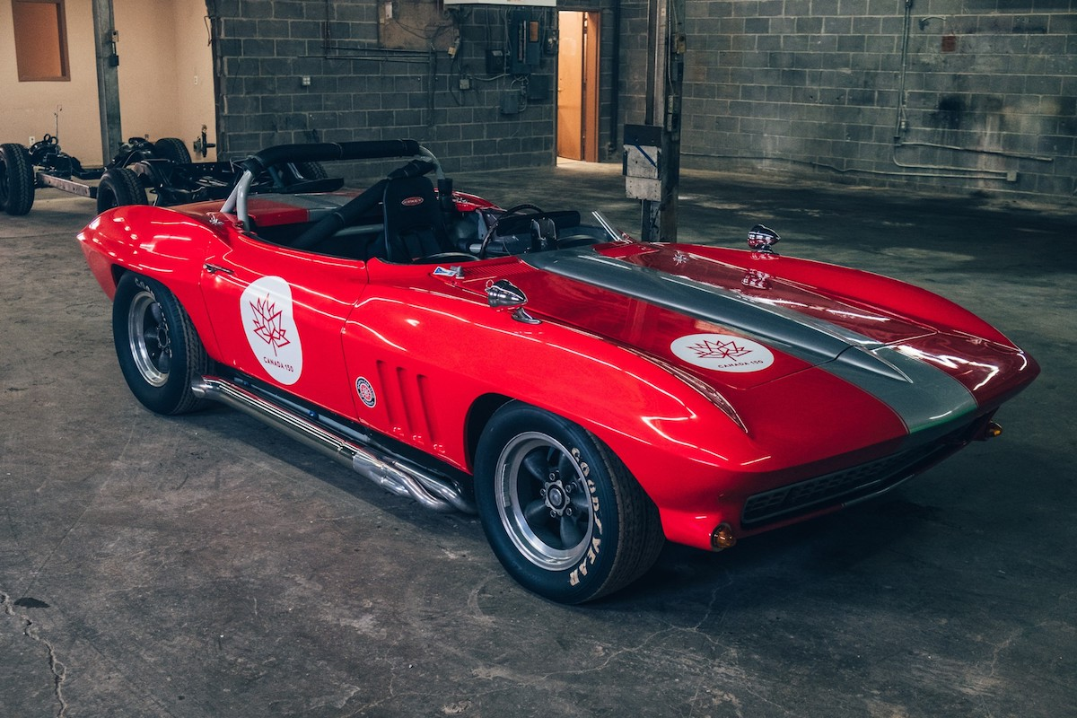 Check Out This Vintage Corvette Race Car for Sale - The Drive