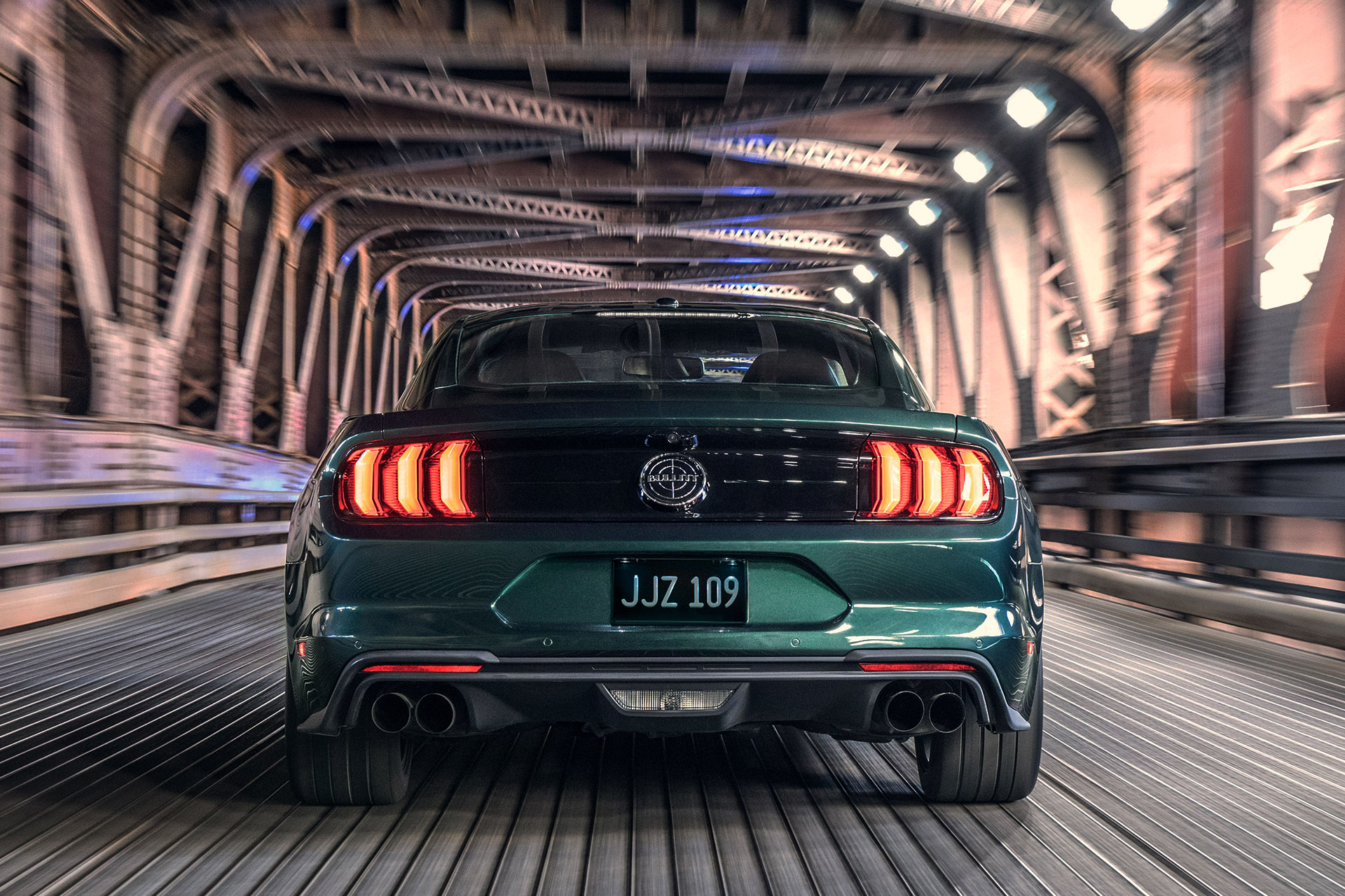First 2019 ford mustang bullitt auctions for 300k 100 of hammer